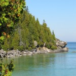 Bruce Peninsula - Flowerpot Island