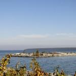 Bruce Peninsula - Vista da trilha